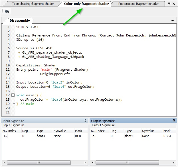 Tutorial on using Vulkan's VK_EXT_debug_marker with